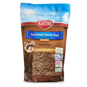Kaytee Ferret Pet Food, 4 lb