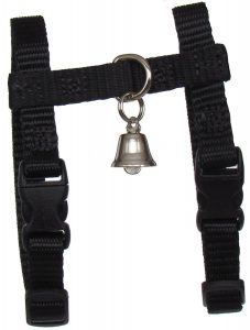 Sandia Pet Products Ferret Harness with Bell