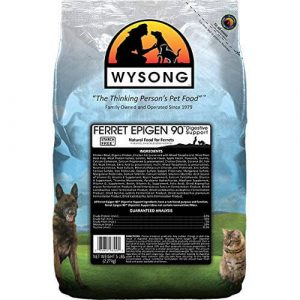 Wysong DryKibble for Ferrets