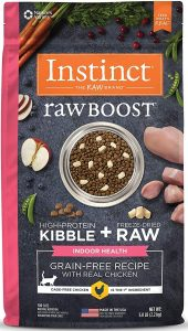 Instinct Raw Boost Dry Cat Food