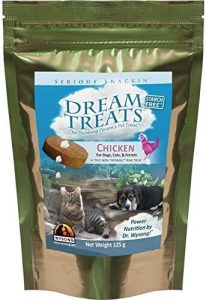 Wysong Dream Treats For Dogs, Cats, and Ferrets