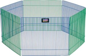 MidWest Homes for Pets Small Animal Playpen for Ferrets