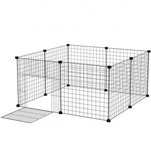 Rackaphile Small Animal Pet Playpen for Ferrets